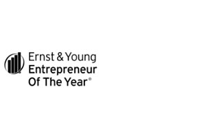 Ernst & Young Entrepeneur of the Year logo